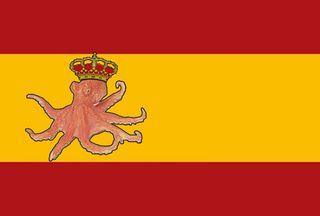 Paul on Spanish Flag