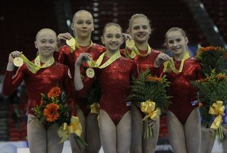 2010 Junior Euros Champs - Russia