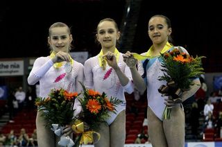 2010 Junior Euros AA Medals